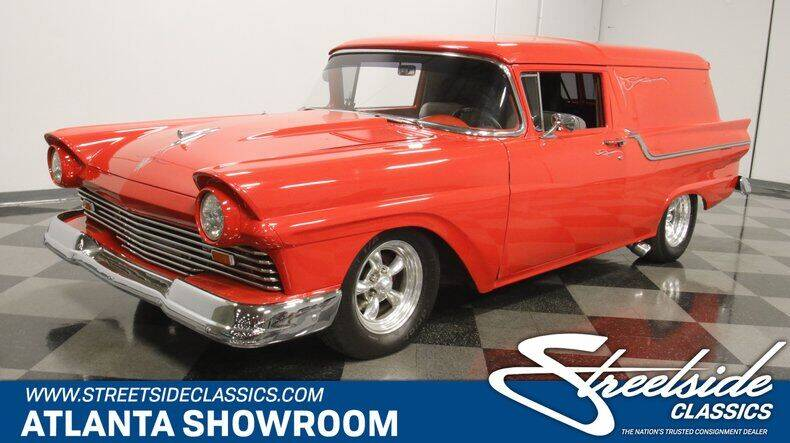1957 Ford Courier for sale in Lithia Springs, GA