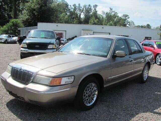 2001 Mercury Grand Marquis for sale at Pure 1 Auto in New Bern NC