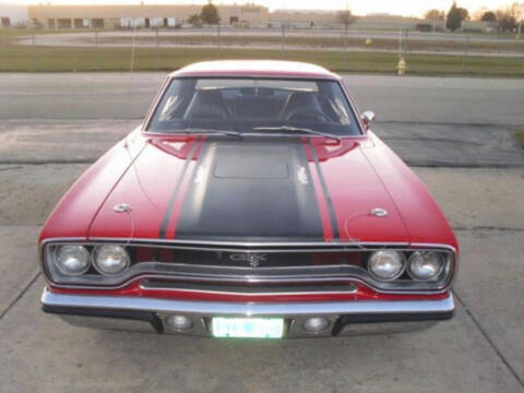 1970 Plymouth GTX for sale at Hines Auto Sales in Marlette MI