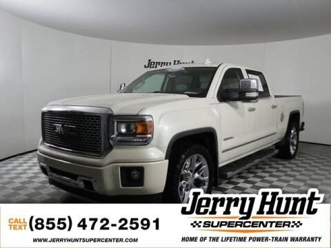 2015 GMC Sierra 1500 for sale at Jerry Hunt Supercenter in Lexington NC