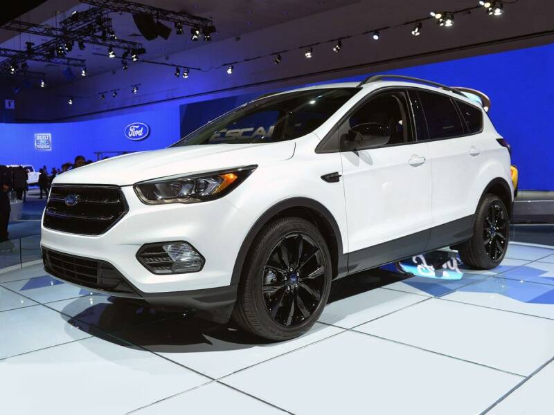 2017 Ford Escape for sale at Sam Leman Toyota Bloomington in Bloomington IL