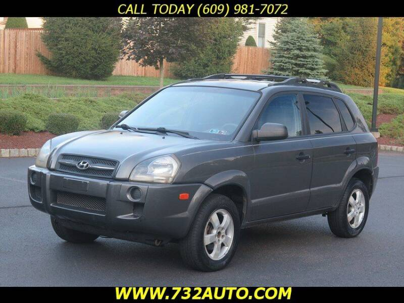 2007 Hyundai Tucson for sale at Absolute Auto Solutions in Hamilton NJ