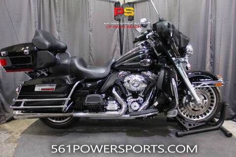 2012 Harley-Davidson Ultra Classic® Electra Glide® for sale at Powersports of Palm Beach in Hollywood FL