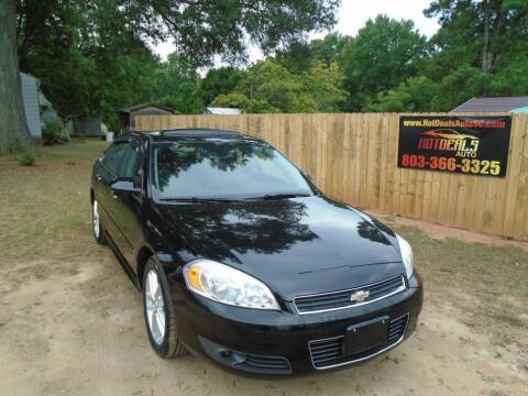 2009 Chevrolet Impala for sale at Hot Deals Auto LLC in Rock Hill SC