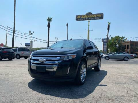 2012 Ford Edge for sale at A MOTORS SALES AND FINANCE in San Antonio TX