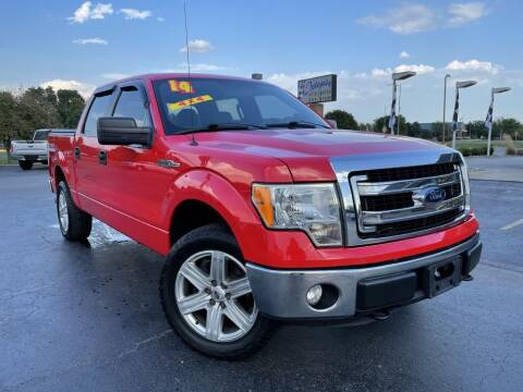 2014 Ford F-150 for sale at Integrity Auto Center in Paola KS