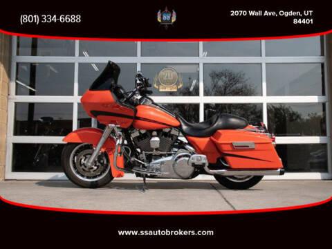 2008 Harley-Davidson FLTR Road Glide for sale at S S Auto Brokers in Ogden UT