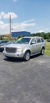 2008 Chrysler Aspen for sale at Credit Connection Auto Sales Inc. CARLISLE in Carlisle PA