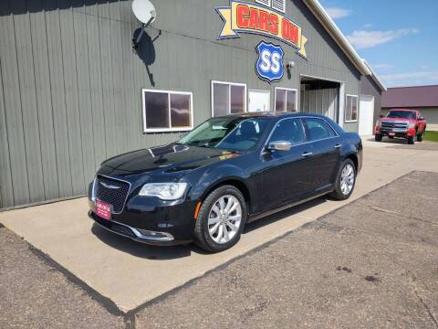 2015 Chrysler 300 for sale at CARS ON SS in Rice Lake WI