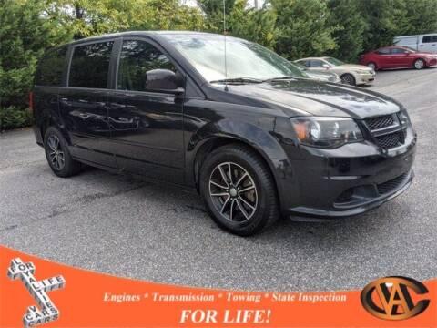 2015 Dodge Grand Caravan for sale at VA Cars Inc in Richmond VA