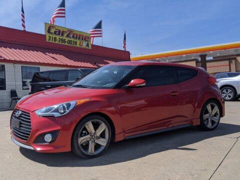 2013 Hyundai Veloster for sale at CarZoneUSA in West Monroe LA