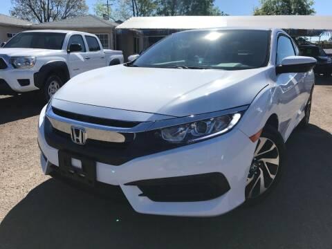 2018 Honda Civic for sale at Vtek Motorsports in El Cajon CA