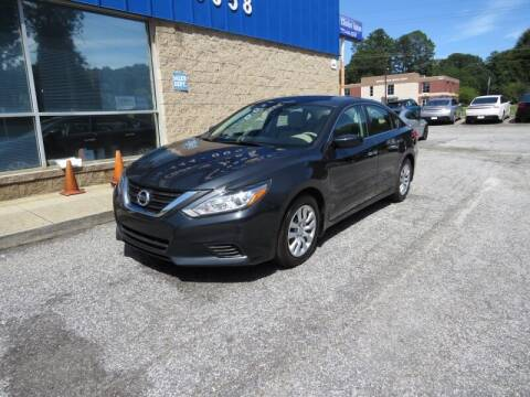 2016 Nissan Altima for sale at 1st Choice Autos in Smyrna GA