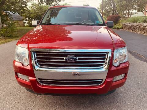 2010 Ford Explorer for sale at Via Roma Auto Sales in Columbus OH