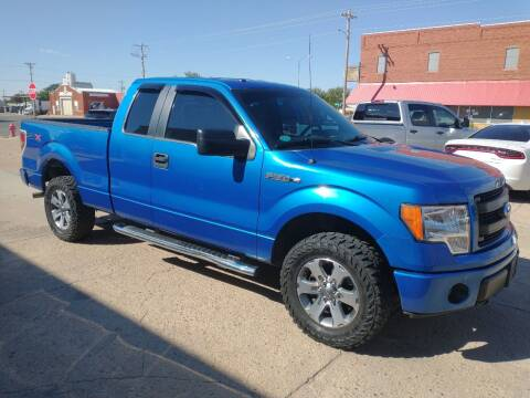 2013 Ford F-150 for sale at Apex Auto Sales in Coldwater KS