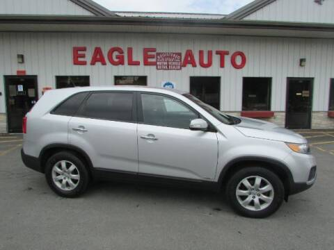 2012 Kia Sorento for sale at Eagle Auto Center in Seneca Falls NY