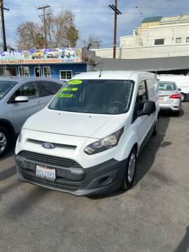 2015 Ford Transit Connect Cargo for sale at LA PLAYITA AUTO SALES INC - 3271 E. Firestone Blvd Lot in South Gate CA