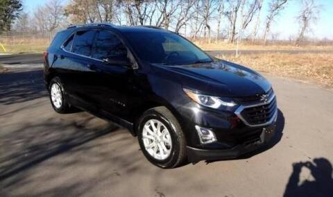 2018 Chevrolet Equinox for sale at Garza Motors in Shakopee MN