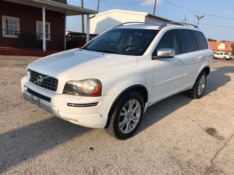 2013 Volvo XC90 for sale at Decatur 107 S Hwy 287 in Decatur TX