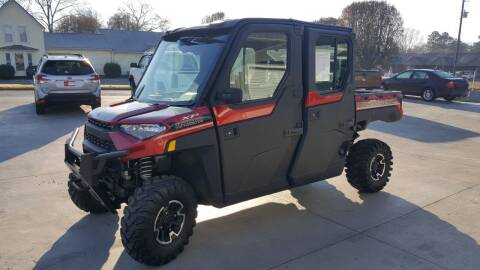 2019 Polaris Ranger Crew XP 1000 for sale at Crossroads Auto Sales LLC in Rossville GA