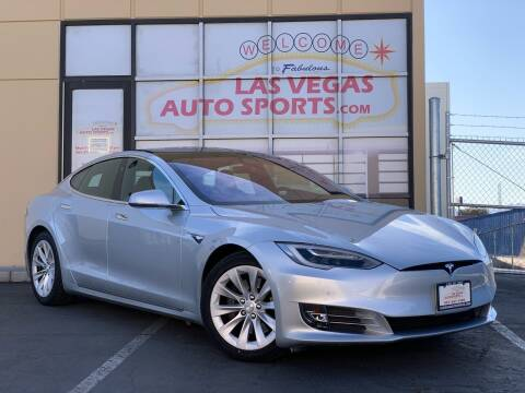 2017 Tesla Model S for sale at Las Vegas Auto Sports in Las Vegas NV