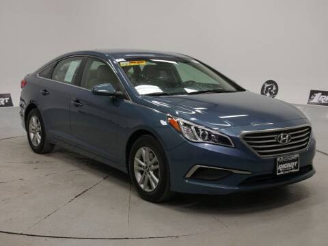 2016 Hyundai Sonata for sale at Cj king of car loans/JJ's Best Auto Sales in Troy MI