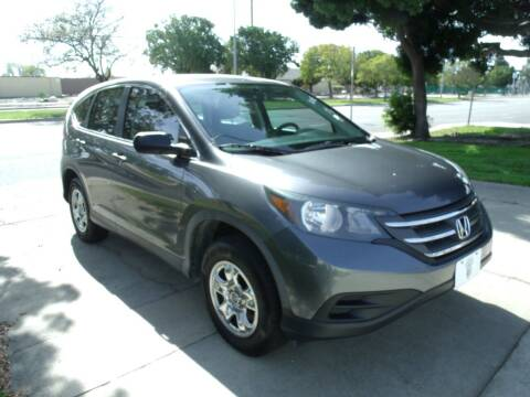 2013 Honda CR-V for sale at Hollywood Auto Brokers in Los Angeles CA