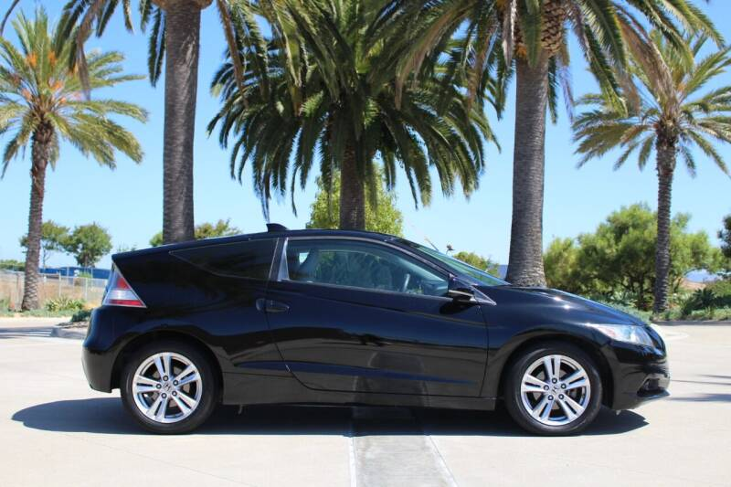 2011 Honda CR-Z for sale at Miramar Sport Cars in San Diego CA