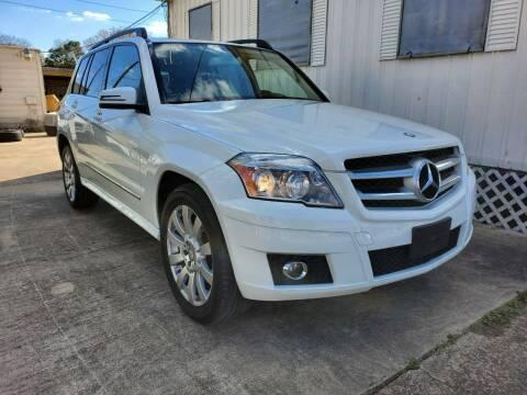 2011 Mercedes-Benz GLK for sale at Zora Motors in Houston TX