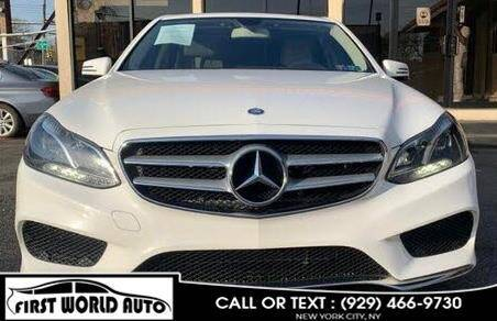 2014 Mercedes-Benz E-Class for sale at First World Auto in Jamaica NY