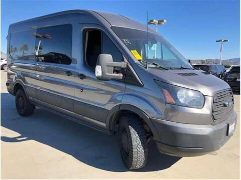 2015 Ford Transit Cargo for sale at Dealers Choice Inc in Farmersville CA