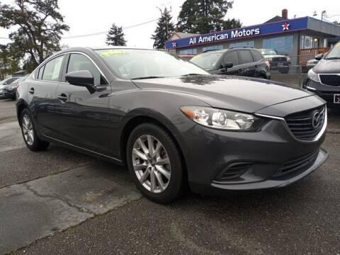2015 Mazda MAZDA6 for sale at All American Motors in Tacoma WA