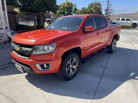 2016 Chevrolet Colorado for sale at Los Compadres Auto Sales in Riverside CA