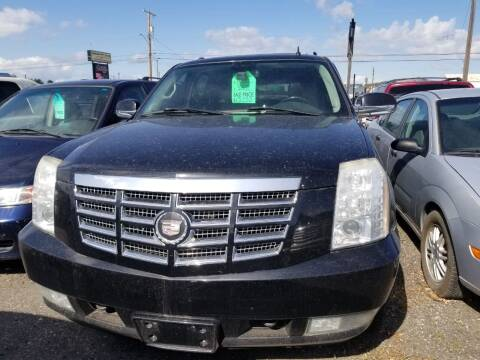 2007 Cadillac Escalade ESV for sale at 2 Way Auto Sales in Spokane Valley WA