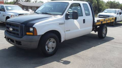 2006 Ford F-250 Super Duty for sale at 277 Motors in Hawley TX
