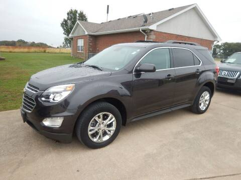 2016 Chevrolet Equinox for sale at All Terrain Sales in Eugene MO