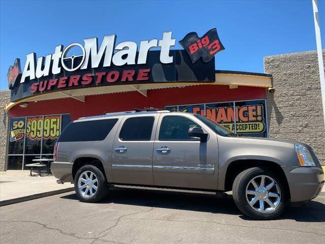 2014 GMC Yukon XL for sale in Chandler, AZ