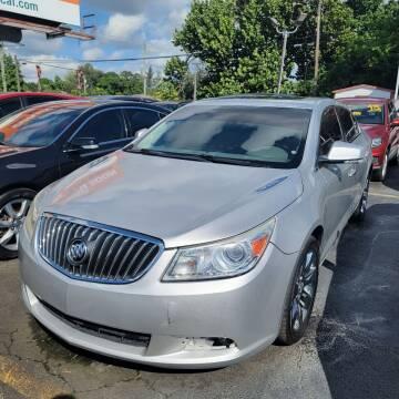 2011 Buick LaCrosse for sale at America Auto Wholesale Inc in Miami FL