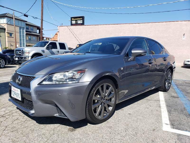 2013 Lexus GS 350 for sale at L.A. Vice Motors in San Pedro CA