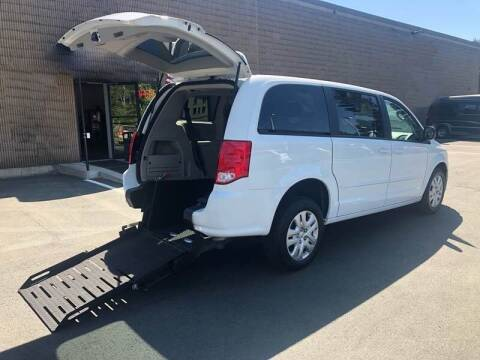 2017 Dodge Grand Caravan for sale at Mobility Solutions in Newburgh NY