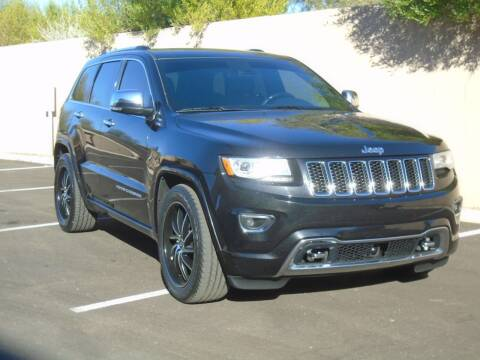 2015 Jeep Grand Cherokee for sale at COPPER STATE MOTORSPORTS in Phoenix AZ