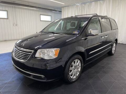 2011 Chrysler Town and Country for sale at Monster Motors in Michigan Center MI