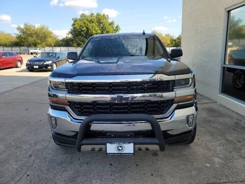 2018 Chevrolet Silverado 1500 for sale at JJ Auto Sales LLC in Haltom City TX
