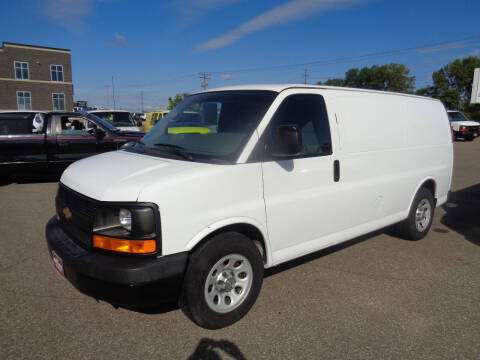 2014 Chevrolet Express Cargo for sale at King Cargo Vans Inc. in Savage MN
