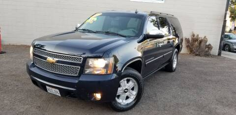 2007 Chevrolet Suburban for sale at Bay Auto Exchange in San Jose CA