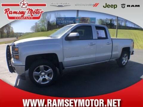2014 Chevrolet Silverado 1500 for sale at RAMSEY MOTOR CO in Harrison AR