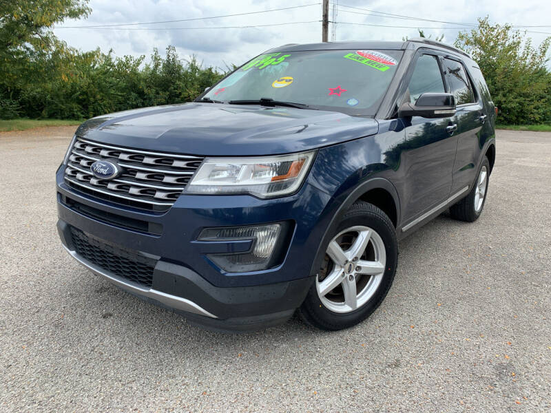 2016 Ford Explorer for sale at Craven Cars in Louisville KY