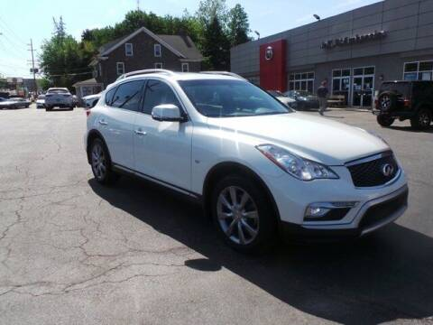 2017 Infiniti QX50 for sale at Jeff D'Ambrosio Auto Group in Downingtown PA