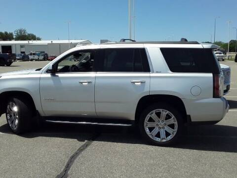 2018 GMC Yukon for sale at Sharp Automotive in Watertown SD