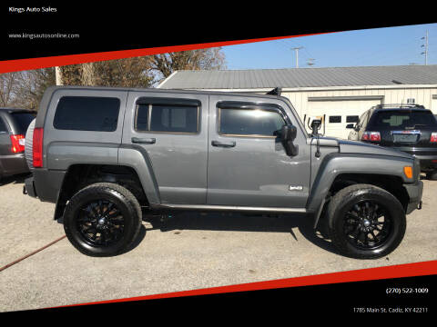 2008 HUMMER H3 for sale at Kings Auto Sales in Cadiz KY